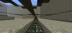 Create a Super Speed Track in Minecraft