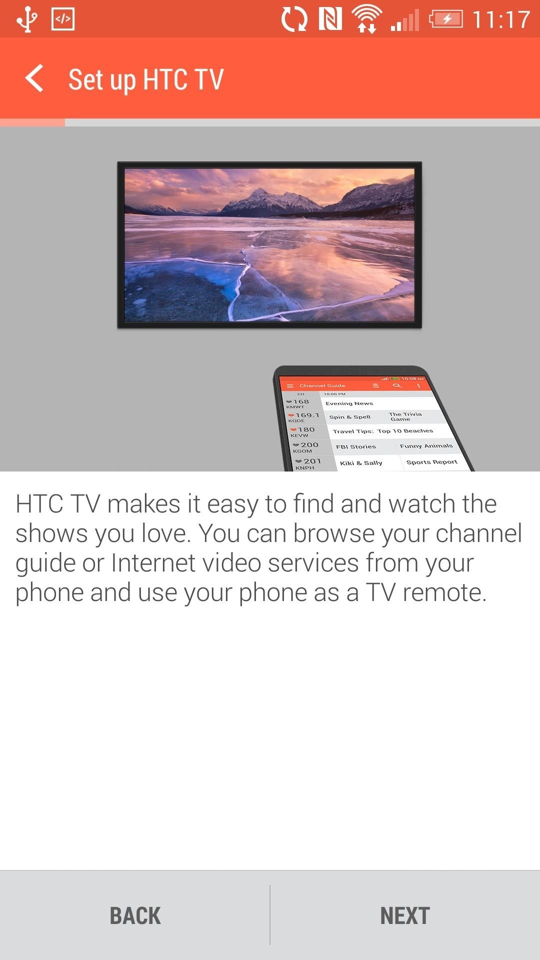 How to Use the M8's New Sense TV App on Your HTC One M7 & Ditch Your Remotes for Good