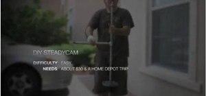 Build a $30 steadycam