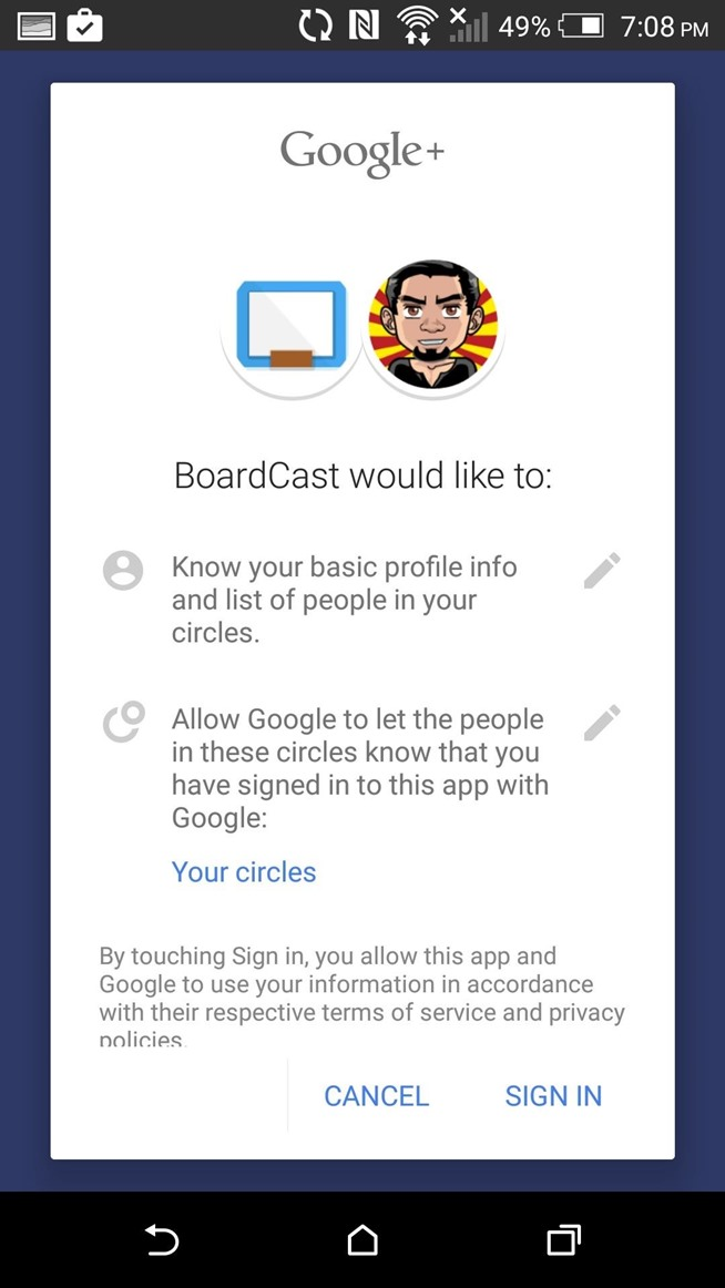 How to Create a Virtual Whiteboard with Multiple Android Devices
