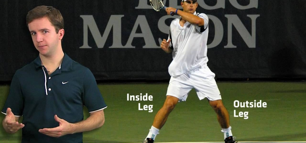 how to hit a tennsi forehand