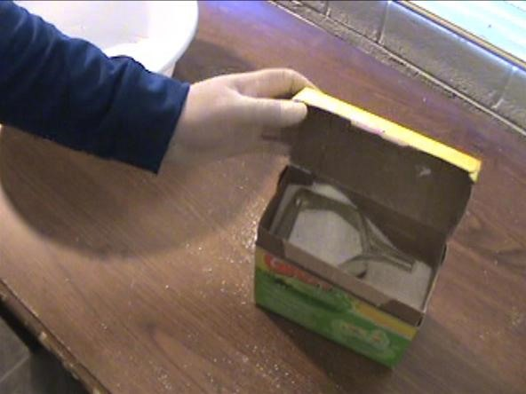 How to Booby Trap a Box of Detergent!
