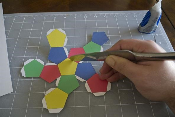 Welcome to Math Craft World!  (Bonus: How to Make Your Own Paper Polyhedra)