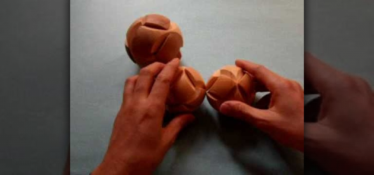 How to Solve the wooden ball puzzle « Puzzles :: WonderHowTo