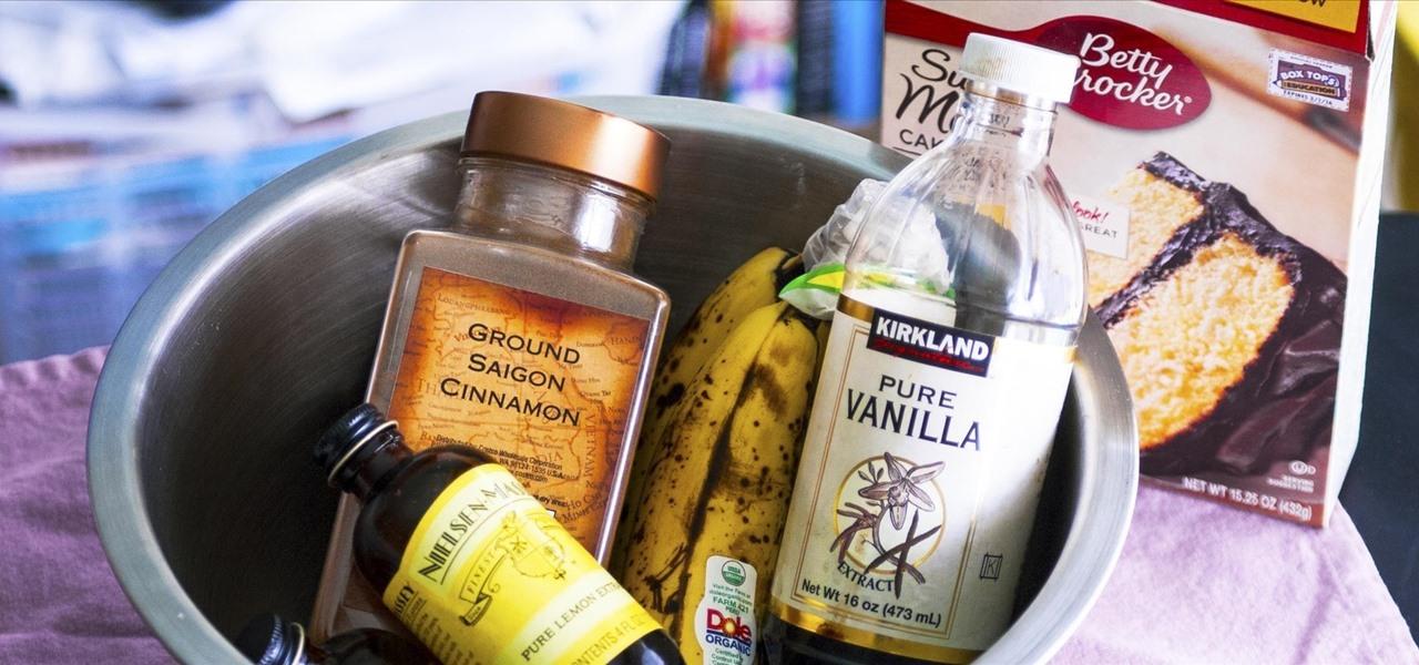 8 Tricks That Make Boxed Cake Mix Taste Like Homemade & 8 Tricks That Make Boxed Cake Mix Taste Like Homemade « Food Hacks ... Aboutintivar.Com