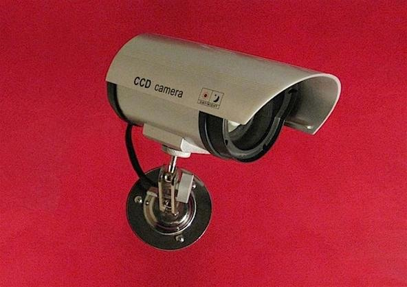 HowTo: Turn a Security Camera into a Lamp