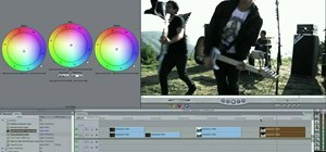 "Create a ""film look"" in Final Cut Pro"