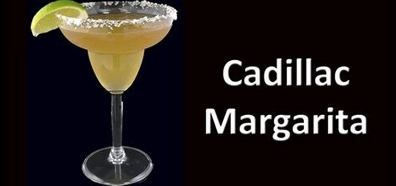how to make a delicious cadillac margarita specialty drinks. Cars Review. Best American Auto & Cars Review