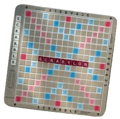 SCRABBLE Is Everywhere... Movies, Books & Other Media