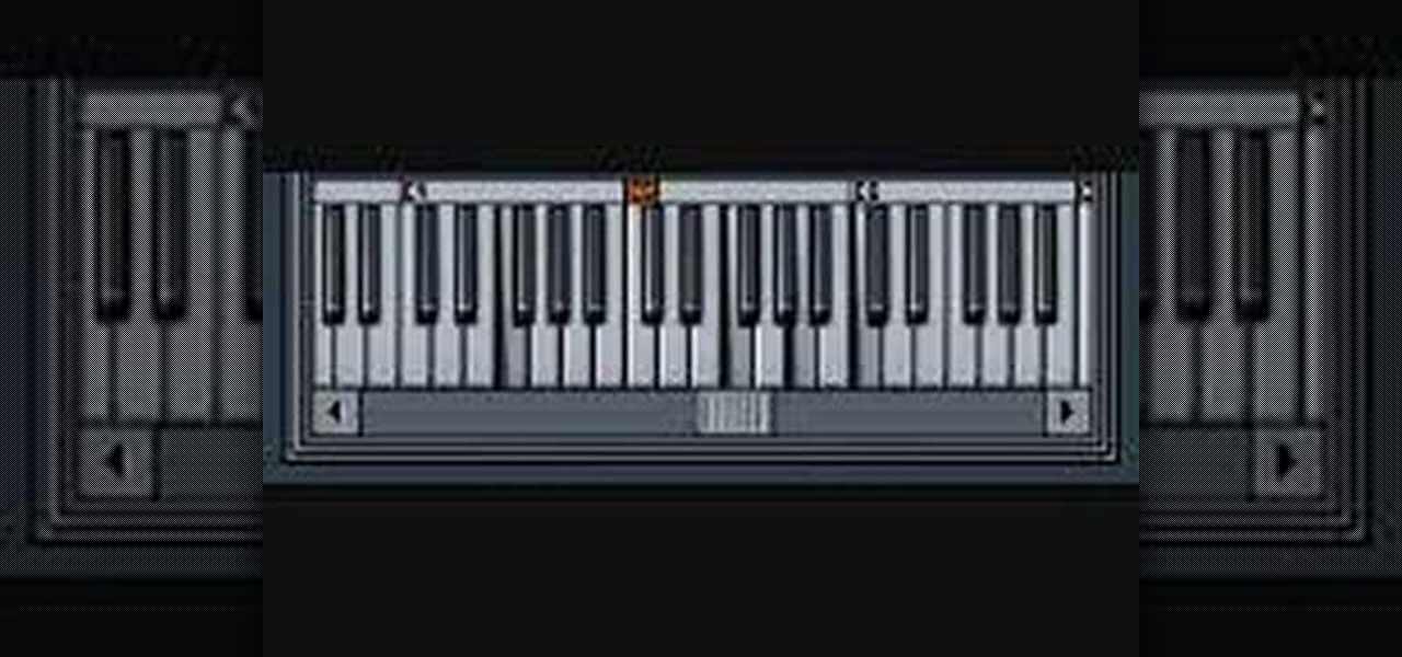 how to play c arpeggio scale on piano