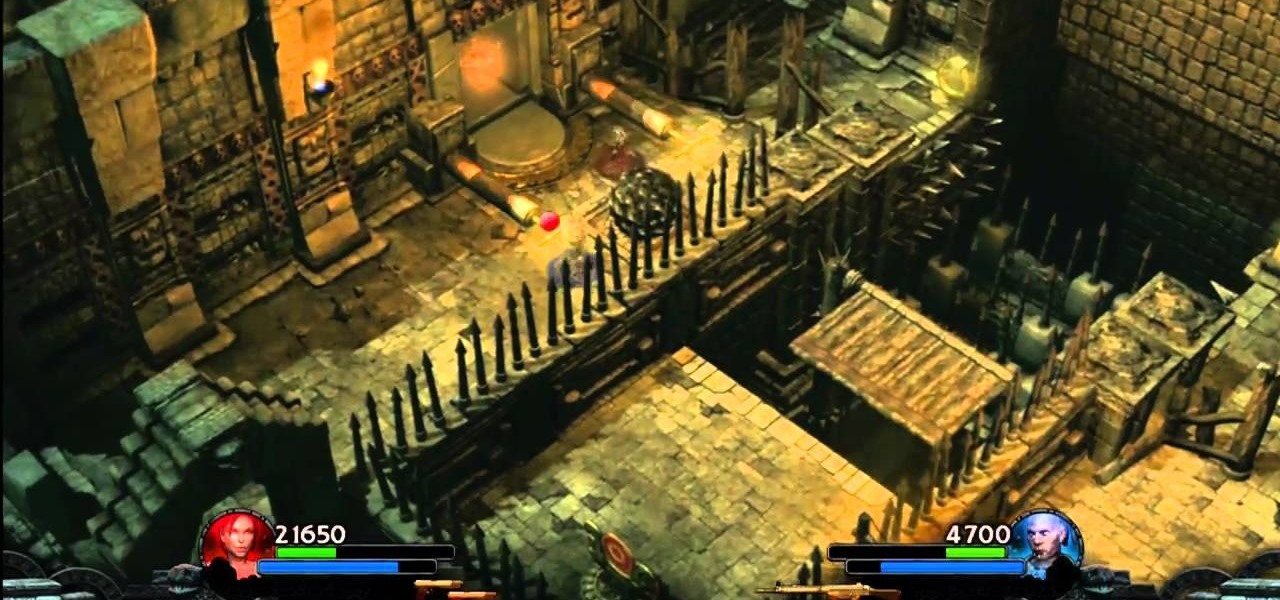 How To Walkthrough The Twisting Bridge In Lara Croft And The