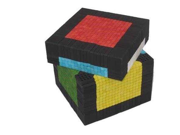 Permutate This: World's First 17x17x17 Rubik's Cube