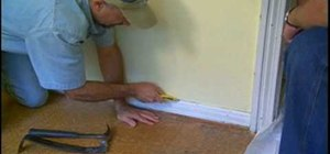 Reuse crown molding