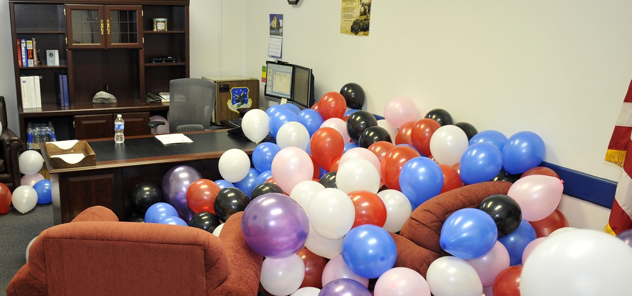 The 13 Best Office Pranks for Torturing Your Coworkers on April Fool's Day