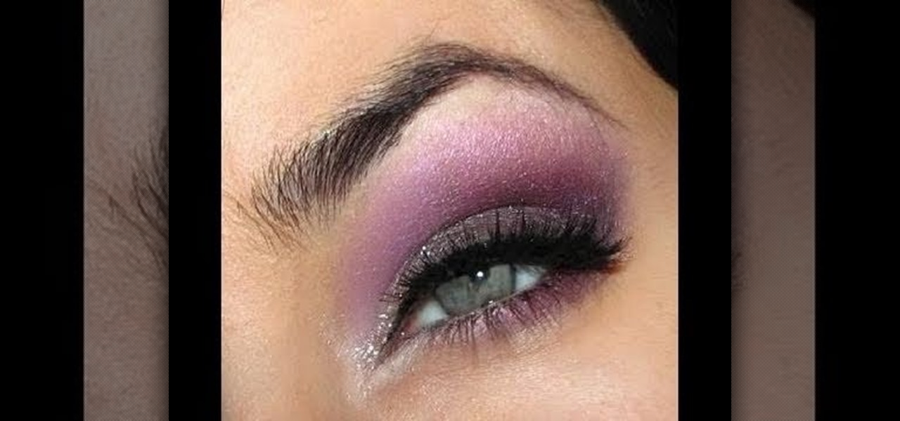How To Create A Dramatic Purple Victorias Secret Alessandra