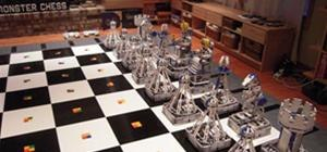LEGO Robotic Monster Chess