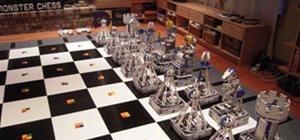 LEGO Robotic Monster Chess