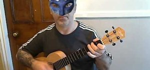 "Play ""Good Riddance (Time of Your Life)"" by Green Day on baritone ukulele"