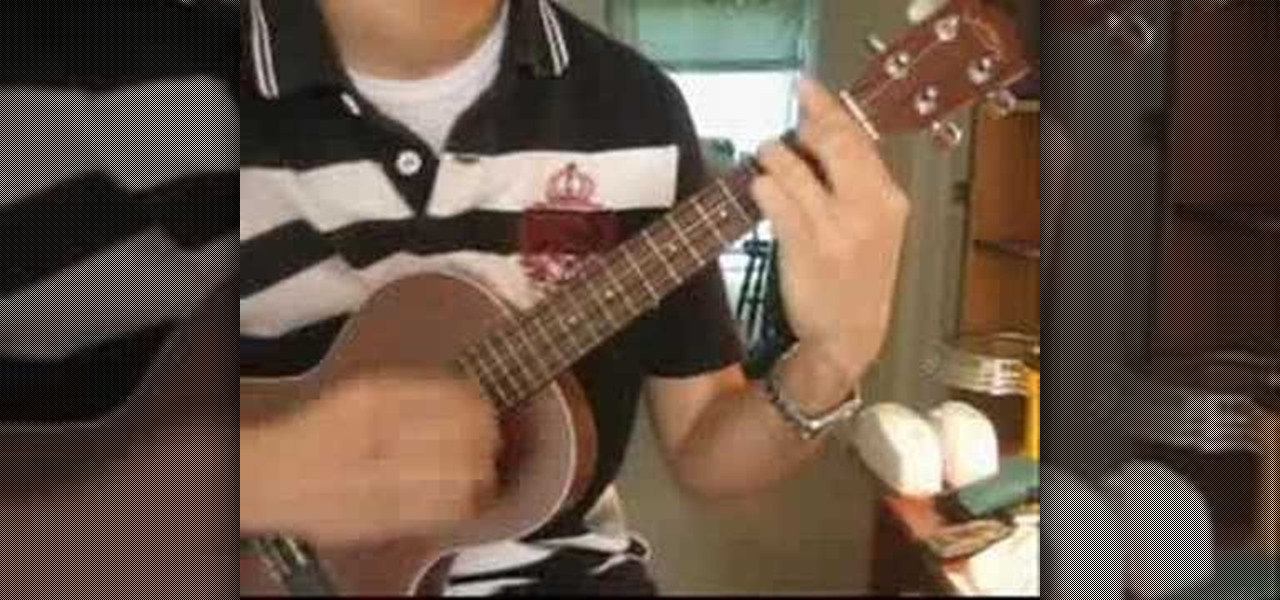 How To Play Sweet Child Of Mine By Guns N Roses On Ukulele