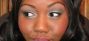 Apply Meagan Good inspired makeup
