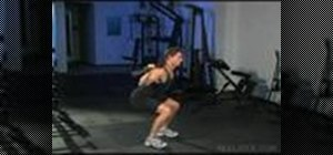 Do barbell squats