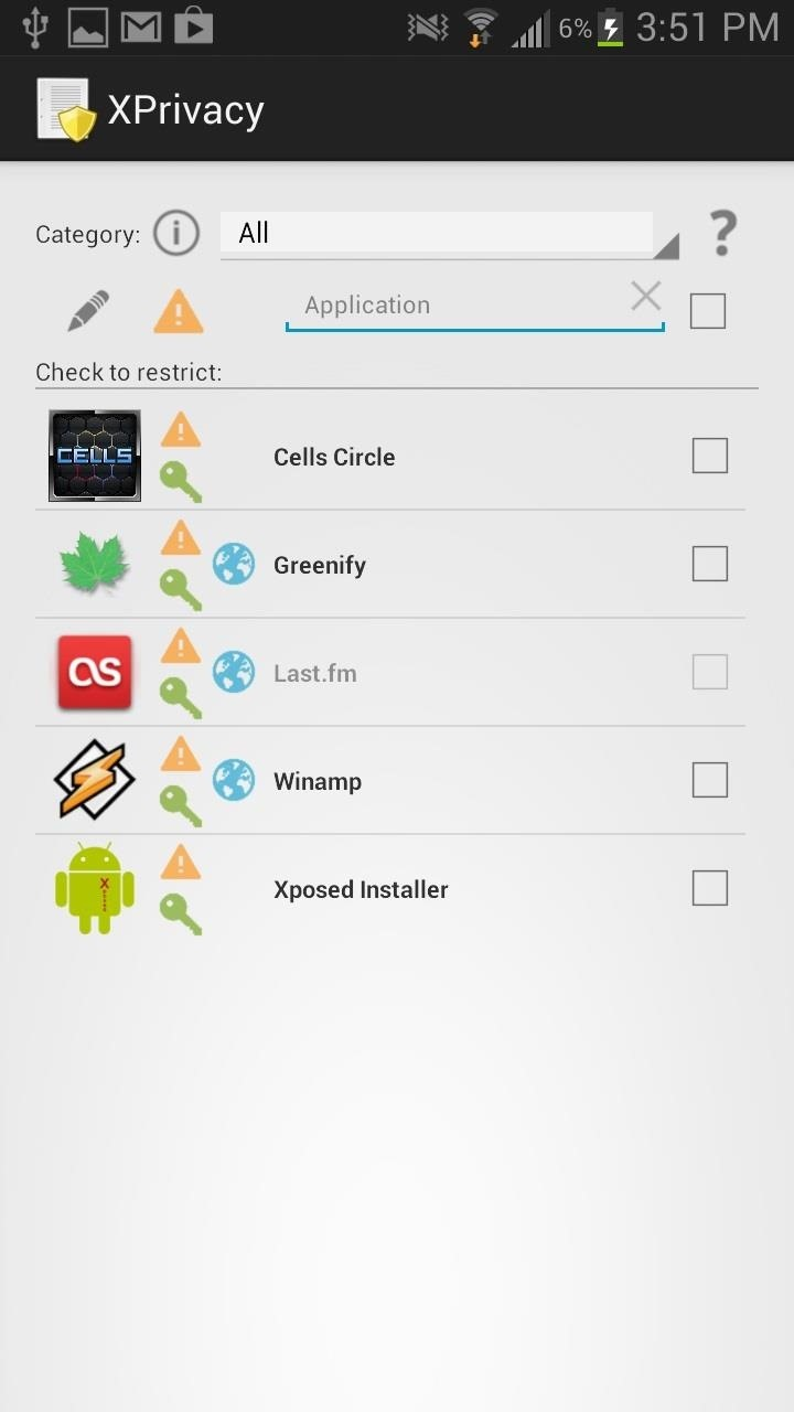 How to Feed Apps Fake Info to Keep Private Data Safe on Your Samsung Galaxy Note 2