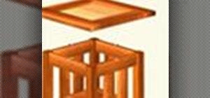 Make a tile-top craftsman table easily