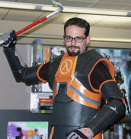 8 Nerdy Halloween Costumes That Even the Geekiest of Geeks Wouldn't Touch