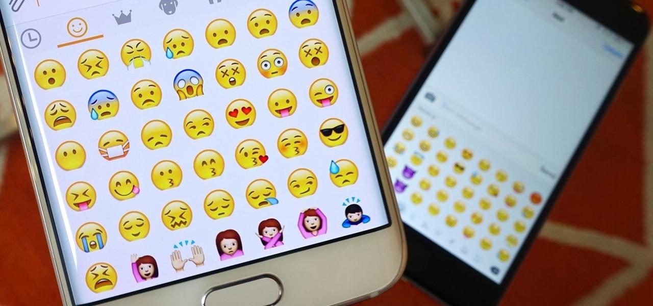 Iphone Emojis Für Android