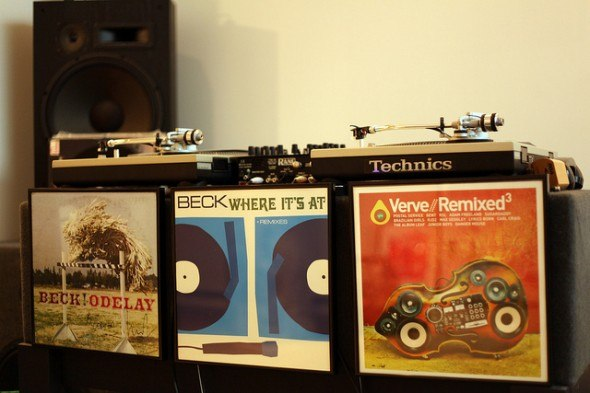 Wheels of Steel: A Virtual Turntable in Your Browser