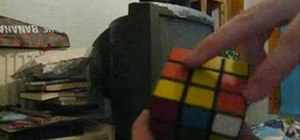 Solve the F2L of a Rubik's Cube with a Fridrich Method