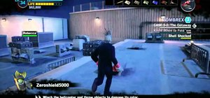 Beat the Helicopter Battle in Dead Rising 2 for Xbox 360