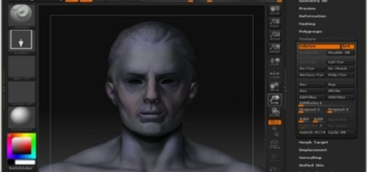 How to use projection master in zbrush zbrush for Mirror zbrush