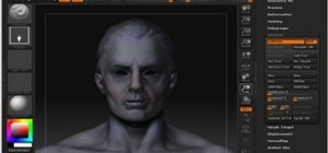 Use Projection Master in Zbrush