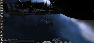 Use the weapon grouping function when playing EVE Online