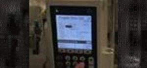 Program medication calculation into an IV pump