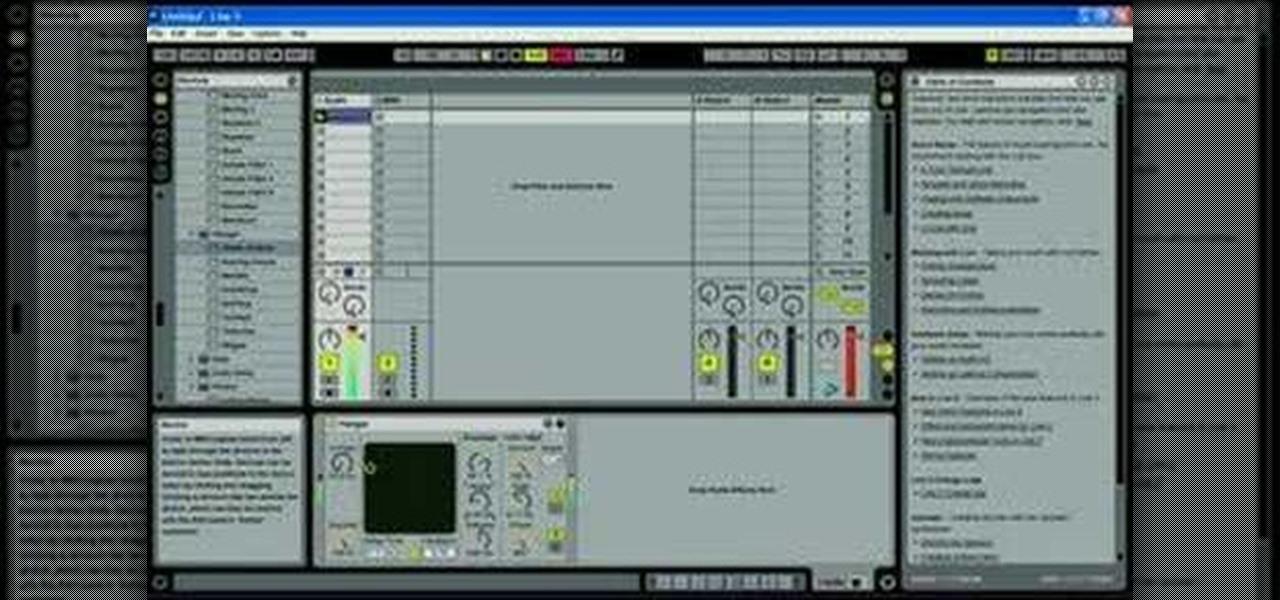 11 Free Ableton Live FX Packs via Subdivizion - Joshua Casper