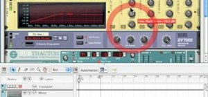 Beef up your bass sounds in Reason 4.0