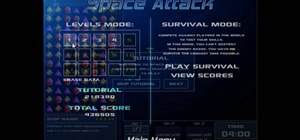 Hack Space Attack with Cheat Engine (01/26/10)