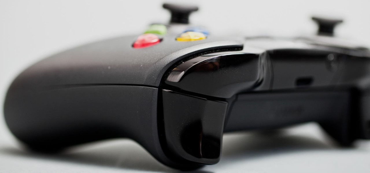 Correctly Press the Bumpers on the New Xbox One Controller