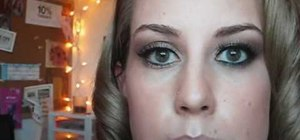 Create Taylor Swift's 2010 VMAs '40s makeup look