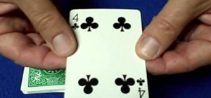 "Perform the ""Impromptu"" mentalism card trick"