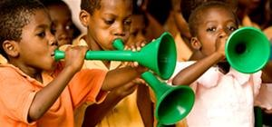 Silence That Damn Vuvuzela!