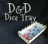 D&D Dice Tray