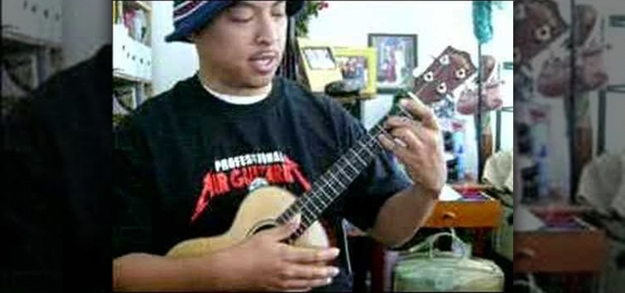 "How to Play Wyclef Jean's ""Sweetest Girl"" on ukulele � Ukulele"