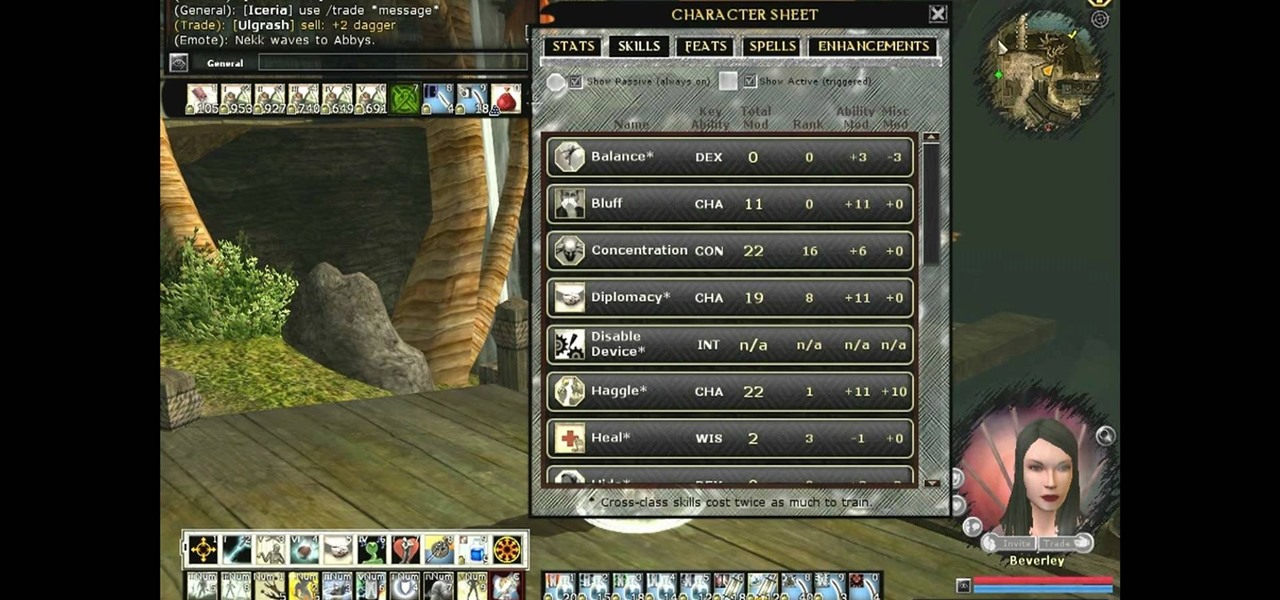 free dungeons and dragons online exploits