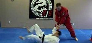 Do a turning wrist lock