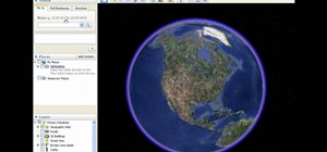 Use Google Earth and explore the universe