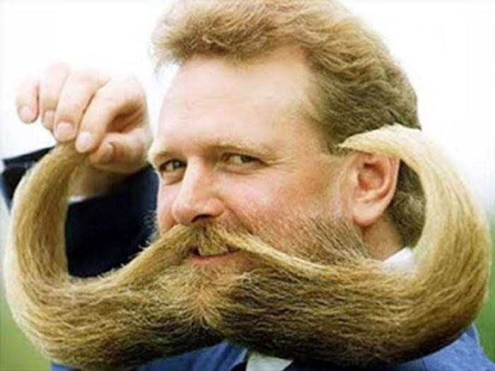 How to Grow a Moustache in Movember for Men's Cancer Awareness