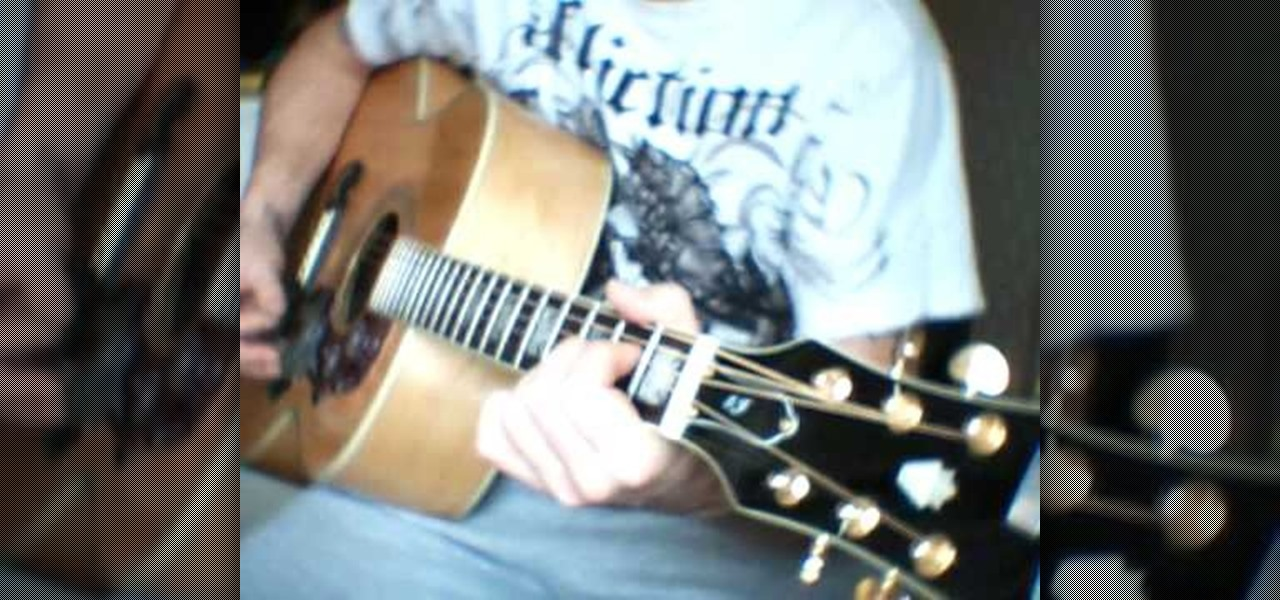 How To Play Five Years By David Bowie On Guitar Acoustic Guitar